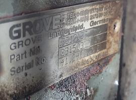 Grove GMK 5100 dropbox