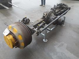 Liebherr LTM 1400-7.1 Axle 3