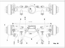 LTM 1400-7.1 Axle 3