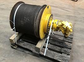 GMK 5100 winch