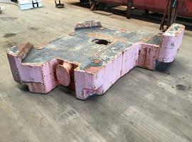 Counterweight 10 ton right