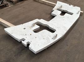 Counterweight 0,9 Ton Terex Challenger 3180
