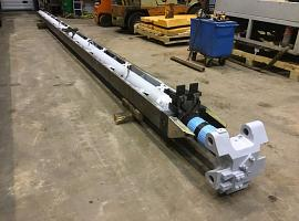 Demag AC 100 telescopic cylinder