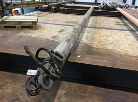 Liebherr LTM 1050-4 telescopic cylinder