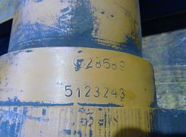 Liebherr LTM 1035 telescopic cylinder