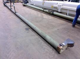 Faun ATF 60-4 telescopic cylinder double