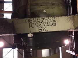 PPM 400 ATT Telescopic boom cylinder