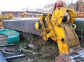 Liebherr LTM 1140 boom