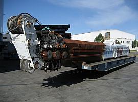 Liebherr LTM 1160 boom