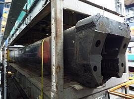 Liebherr LTM 1160-2 boom