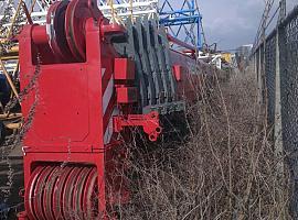 Liebherr LTM 1160-5.2 boom