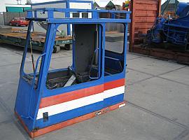 Demag HC 340 upper cabine
