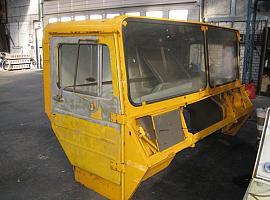 Faun KF lower cabine