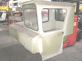 Faun RTF 30 lower cabine