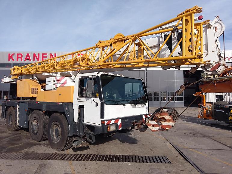 Liebherr LTM 1050-1