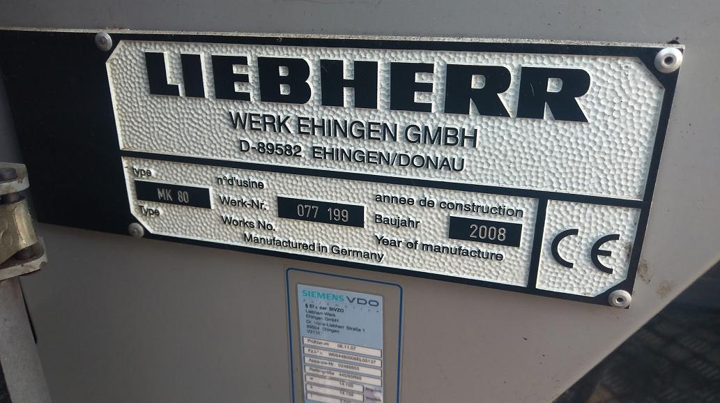 Liebherr MK 80